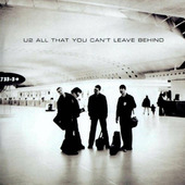 U2 - All That You Can't Leave Behind (2000)