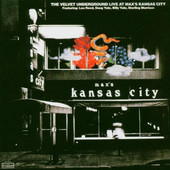 Velvet Underground - Live At Max's Kansas City (Edice 2012) - Vinyl