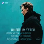 Ian Bostridge / Leif Ove Andsnes / Antonio Pappano / Mitsuko Uchida - Schubert: Die Schöne Müllerin / Winterreise / Schwanengesang (3CD + DVD) 3CD+DVD