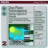 Nelson Freire - Duo Piano Extravaganza Argerich/Freire/Kovacevich