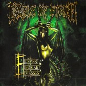 Cradle Of Filth - Eleven Burial Masses (Edice 2016) - 180 gr. Vinyl