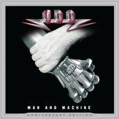 U.D.O. - Man and Machine (REEDICE 2012)  + 2 bonus track
