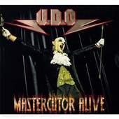 U.D.O. - Mastercutor Al. 2cd+1dvd CD OBAL