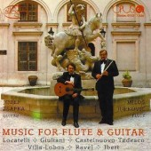 Various Artists - Music for Flute and Guitar (2010)