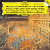 Tomaso Albinoni, Johann Pachelbel / Berlínští filharmonici - Albinoni: Adagio / Pachelbel: Canon (Edice 1984)