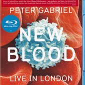 Peter Gabriel - New Blood Live In London