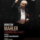 Leonard Bernstein - MAHLER Symphonien 4-6 Bernstein DVD-VI