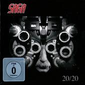 Saga - 20/20 (CD + DVD)