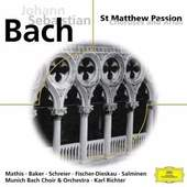 Karl Richter - Bach: St Matthew Passion Choruses and Arias