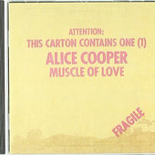 Alice Cooper - Muscle Of Love (Edice 1990)
