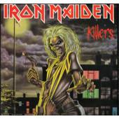 Iron Maiden - Killers (Reedice 2018)