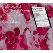 Pink Floyd - Early Years - Cre/ation 2CD (2016)