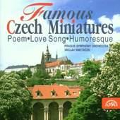 Václav Smetáček/Prague Symphony Orchestra - Famous Czech Miniatures