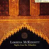 Loreena McKennitt - Nights from.. -CD+DVD-