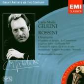Gioachino Rossini - Overtures (Giulini Po)
