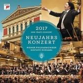 Vídeňští filharmonici - Novoroční Koncert 2017 - 180 gr. Vinyl
