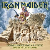 Iron Maiden - Somewhere Back In Time (The Best Of: 1980-1989) - 180 gr. Vinyl
