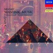 Mozart, Wolfgang Amadeus - Mozart Masonic Music Werner Krenn