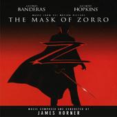 Soundtrack - Mask of Zorro / Zorro: Tajemná tvář (Edice 2019) - 180 gr. Vinyl