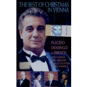 Plácido Domingo & Friends - Best Of Christmas In Vienna (Kazeta, 1996)