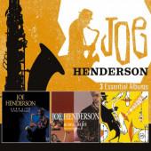 Joe Henderson - 3 Essential Albums (2018) /3CD