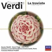 Verdi, Giuseppe - Verdi: La traviata (highlights) - Tebaldi, Poggi