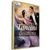 Film/Instruktážní - Taneční desatero - Základy společenských tanců (DVD, 2013)