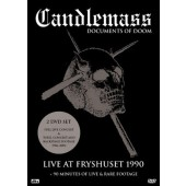 Candlemass - Documents Of Doom (2DVD, Edice 2009)