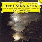 Beethoven, Ludwig van - BEETHOVEN Piano Sonatas / Barenboim