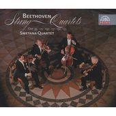Ludwig van Beethoven - String Quartets/Smyčcové kvartety