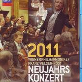 Vídenští Filharmonici - Novoroční Koncert 2011 (Blu-ray Disc)