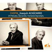 Fréderic Chopin - 24 preludií, Barkarola, Fantaisie-Impromptu (2018)