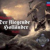 Wagner, Richard - Wagner Der fliegende Holländer Solti