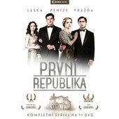 Film/Seriál ČT - První republika (11DVD, Reedice 2018)
