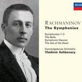 Rachmaninov, Sergei Vassilievich - Rachmaninov Symphonies 1 - 3 Concertgebouw Orchest