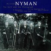 Michael Nyman - Suit And The Photograph: String Quartet No.4 / 3 Quartets