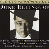 Duke Ellington - Anthology: Deja Vu Definitive Gold/5CD