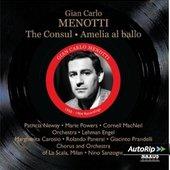 Gian Carlo Menotti - Consul/Amelia Al Ballo