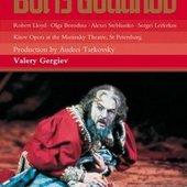 Mussorgsky, Modest Petrovich - Modest Mussorgsky Boris Godunov Gergiev