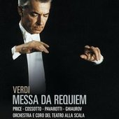 Giuseppe Verdi/Fiorenza Cossotto - Messa da Requiem Karajan (DVD)
