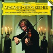 Rochberg/Milstein/Ernst /Schnittke - A Paganini-Virtuoso Violin Music