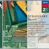 Stravinsky, Igor - Stravinsky Petrushka Chailly