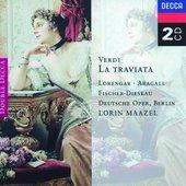 Verdi, Giuseppe - Verdi La Traviata Pilar Lorengar