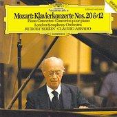 Wolfgang Amadeus Mozart - Mozart - Klavierkonzerte No. 12 20 Serkin