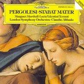 Pergolesi, Giovanni Battista - PERGOLESI Stabat Mater Abbado