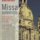 Ludwig van Beethoven - Missa Solemnis -Camilla Nylund