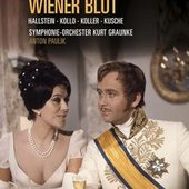 Ingeborg Hallstein - STRAUSS Wiener Blut Kollo DVD-VIDEO