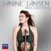 Janine Jansen - Bach Violin Concertos / Jansen