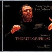 Valery Gergiev - STRAVINSKY Rite of Spring + SCRIABIN / Gergiev