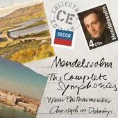 Wiener Philharmoniker - Mendelssohn: The Complete Symphonies - Wiener Phil